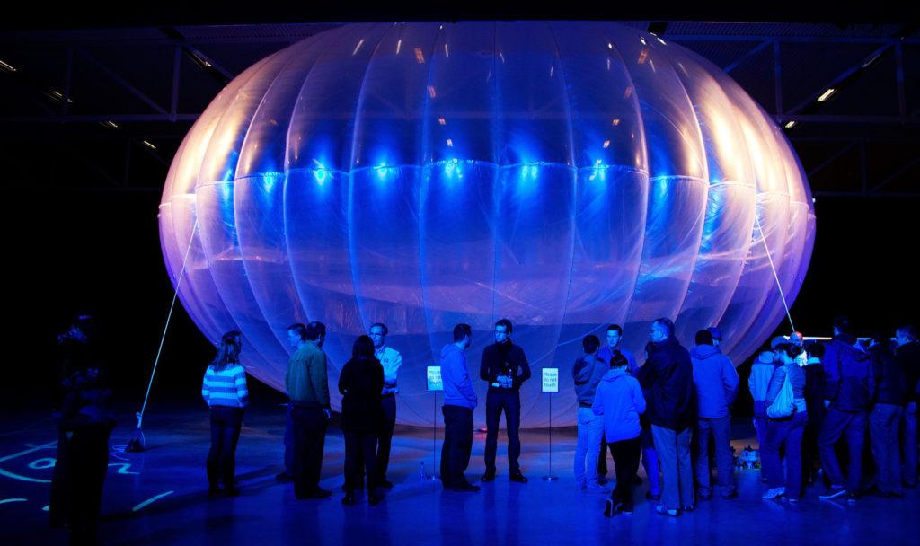 loon internet balloons