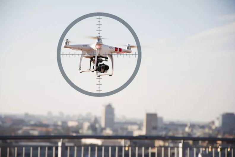 GOVERNMENT CAN SHOOT DOWN YOUR DRONE