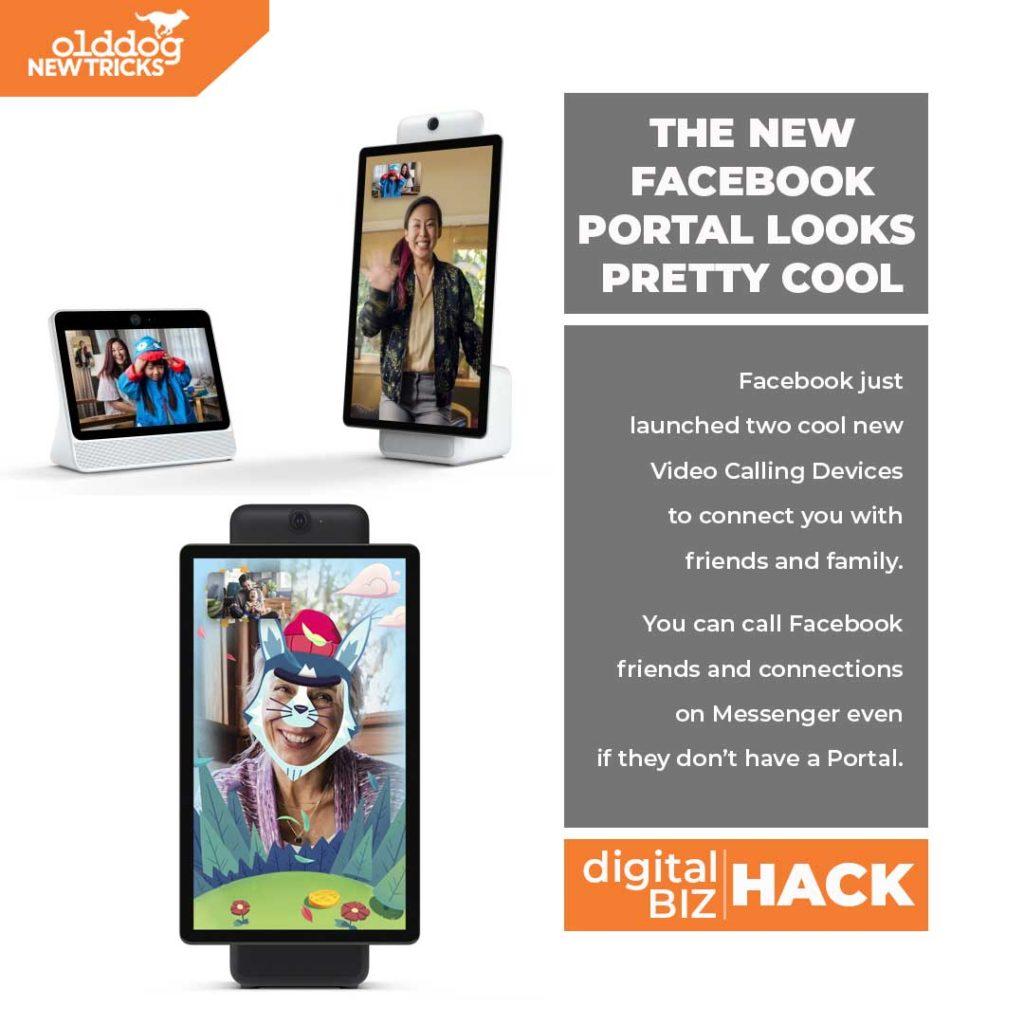 facebok portal